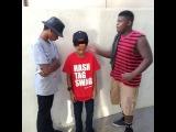 Dealing with bullies! Dark skinned vs Light skinned Dads. (Vine)