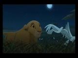 Красивый клип по мульту Король лев о любви)